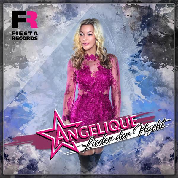 ANGELIQUE - Lieder Der Nacht (Fiesta/KNM)