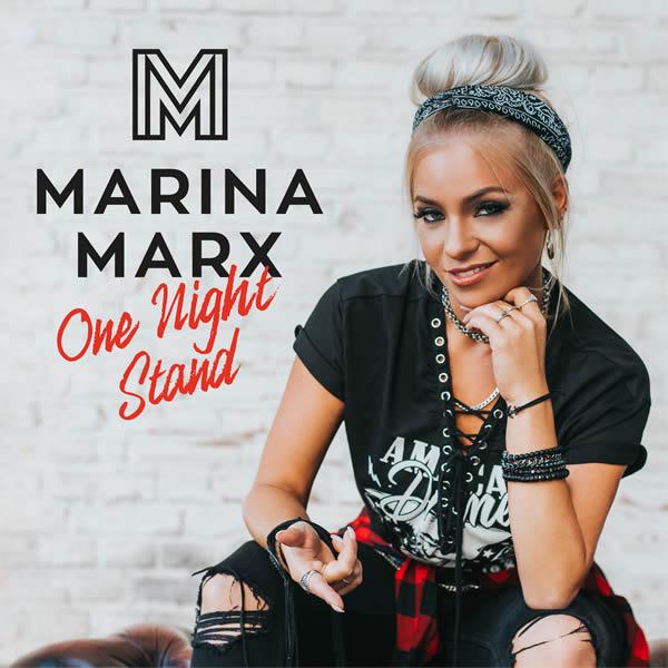 MARINA MARX - One Night Stand (Ariola/Sony)