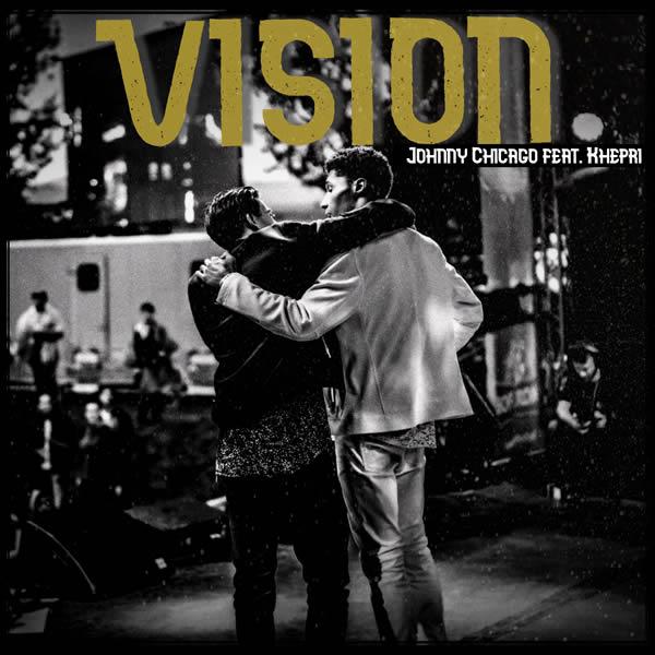 JOHNNY CHICAGO FEAT. KHEPRI - Vision (TB Media/KNM)