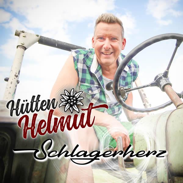 HÜTTEN HELMUT - Schlagerherz (Fiesta/KNM)