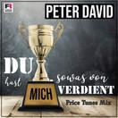 PETER DAVID - Du Hast Mich Sowas Von Verdient (Fiesta/KNM)