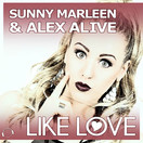 SUNNY MARLEEN & ALEX ALIVE - Like Love (Mental Madness/KNM)