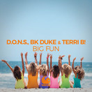 D.O.N.S., BK DUKE & TERRI B! - Big Fun (WePlay/KNM)