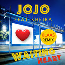 JOJO FEAT. KHEIRA - Waiting Heart (Klaas Remix) (Heider Music)