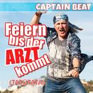 CAPTAIN BEAT - Feiern Bis Der Arzt Kommt (Tatütata) (Fiesta/KNM)