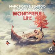 MARC KORN, SEMITOO & JAYCEE MADOXX - Wonderful Life (You Love Dance/Planet Punk/KNM)