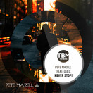 PETE MAZELL FEAT. D.O.C. - Never Stop! (TB Media/KNM)