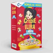 CRISPIE FEAT. ILIRA - Ladida (My Heart Goes Boom) (Jinx)