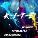 BLONDEE x KOMACASPER x HOUSEJUNKEE - K-I-T-E (Global Basss One/Island/Polydor/Universal/UV)