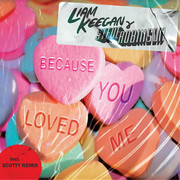 LIAM KEEGAN & STEVE ROBINSON - Because You Loved Me (C 47/A 45/KNM)